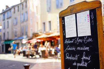 Speisekarte übersetzen - französisch und alle Sprachen der Welt.
