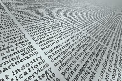 Terminologiemanagement-Wörter-gespeichert