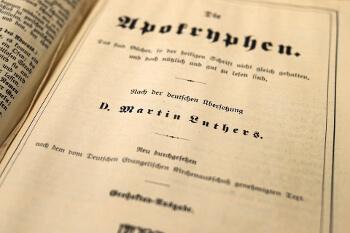 Übersetzung = Reformation eines Weltbildes