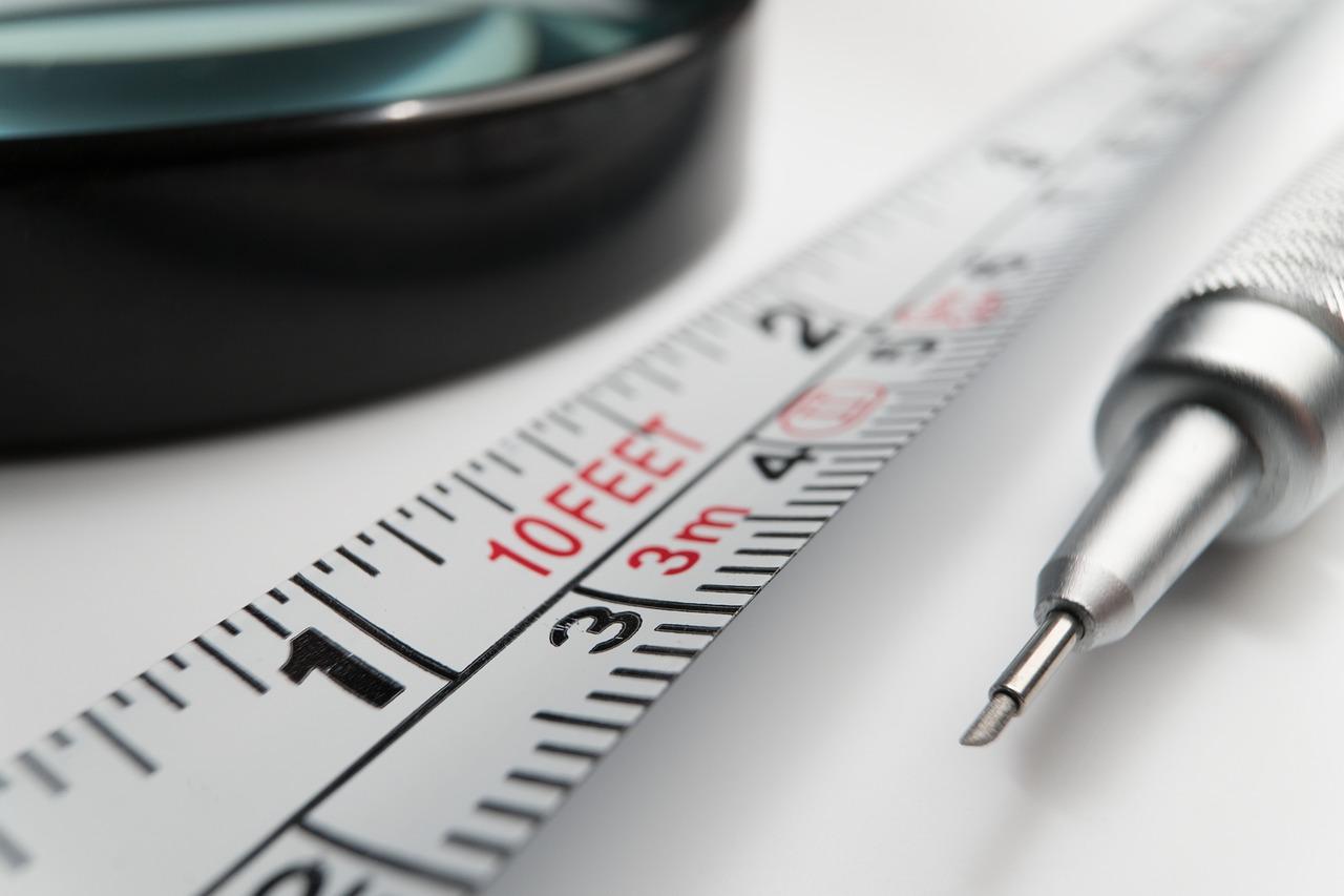 Amerikanische Maßeinheiten in Übersetzungen